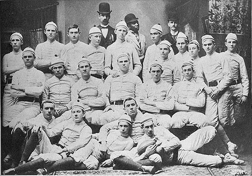 Auburn First Football Team